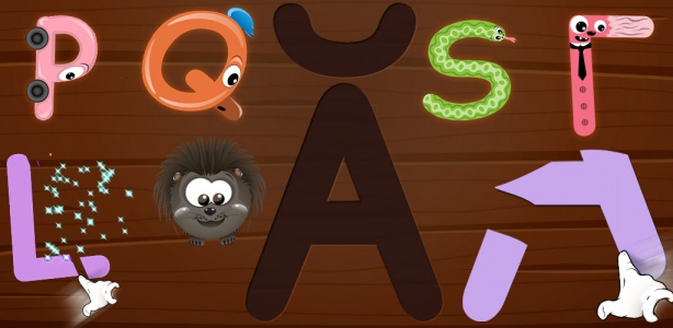 Image For: Alphabets Puzzle for baby kids