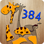 Icon For: 384 Puzzles for Preschool Kids
