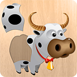 Icon For: Animals Puzzle for kids