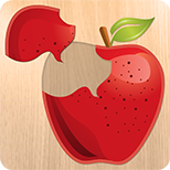 Icon For: Food puzzle for kids
