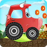 Icon For: Kid's first car racing game – Beepzz