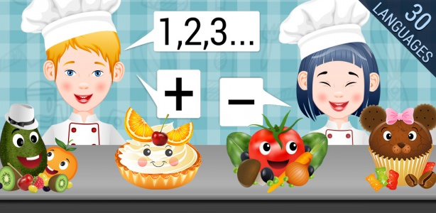 Image For: Kids Chef – learn Math