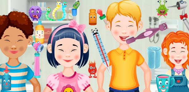 Image For: Kid's Doctor game