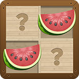 Icon For: Kids game – Memory Match Food