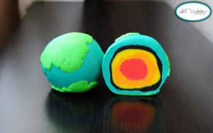 earth play dough